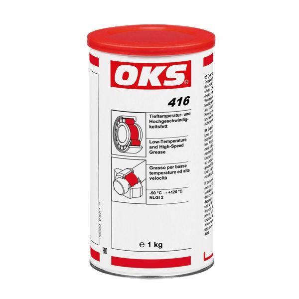 Gottwald OKS 416 Tieftemperatur- und Hochgeschwindigkeitsfett Dose 1kg 1136950443