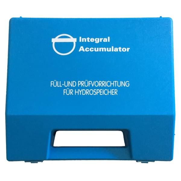 Integral Füll- und Prüfvorrichtung 37007049