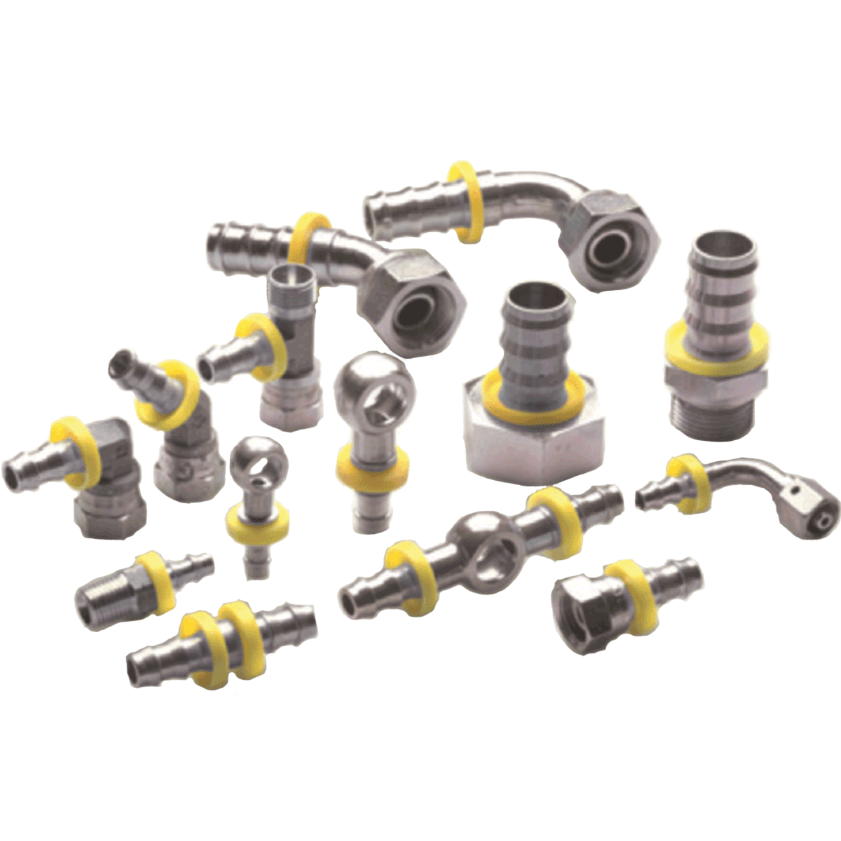 Stecknippel / Push-Lok / Aeroquip