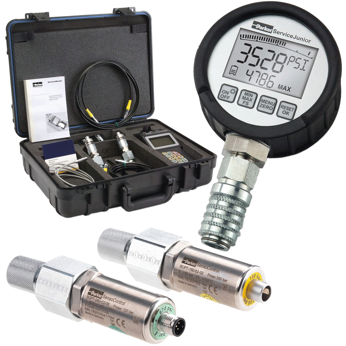 Elektronic components