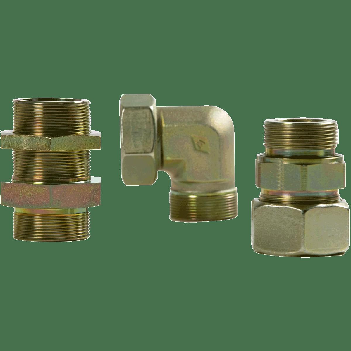 Pneumatikverbinder