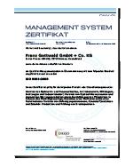 Gottwald-GmbH-Co-KG-Hydraulik-Dichtungstechnik-Industriebedarf-Bremen-Zertifikat-ISO9001-2015-klein