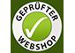 Certificate Gepruefter Webshop Siegel
