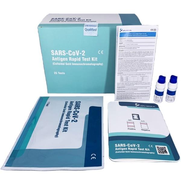 Gottwald Lepu Medical SARS-CoV-2 Antigen Schnelltest