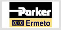 Franz Gottwald Premiummarke Parker Ermeto Logo