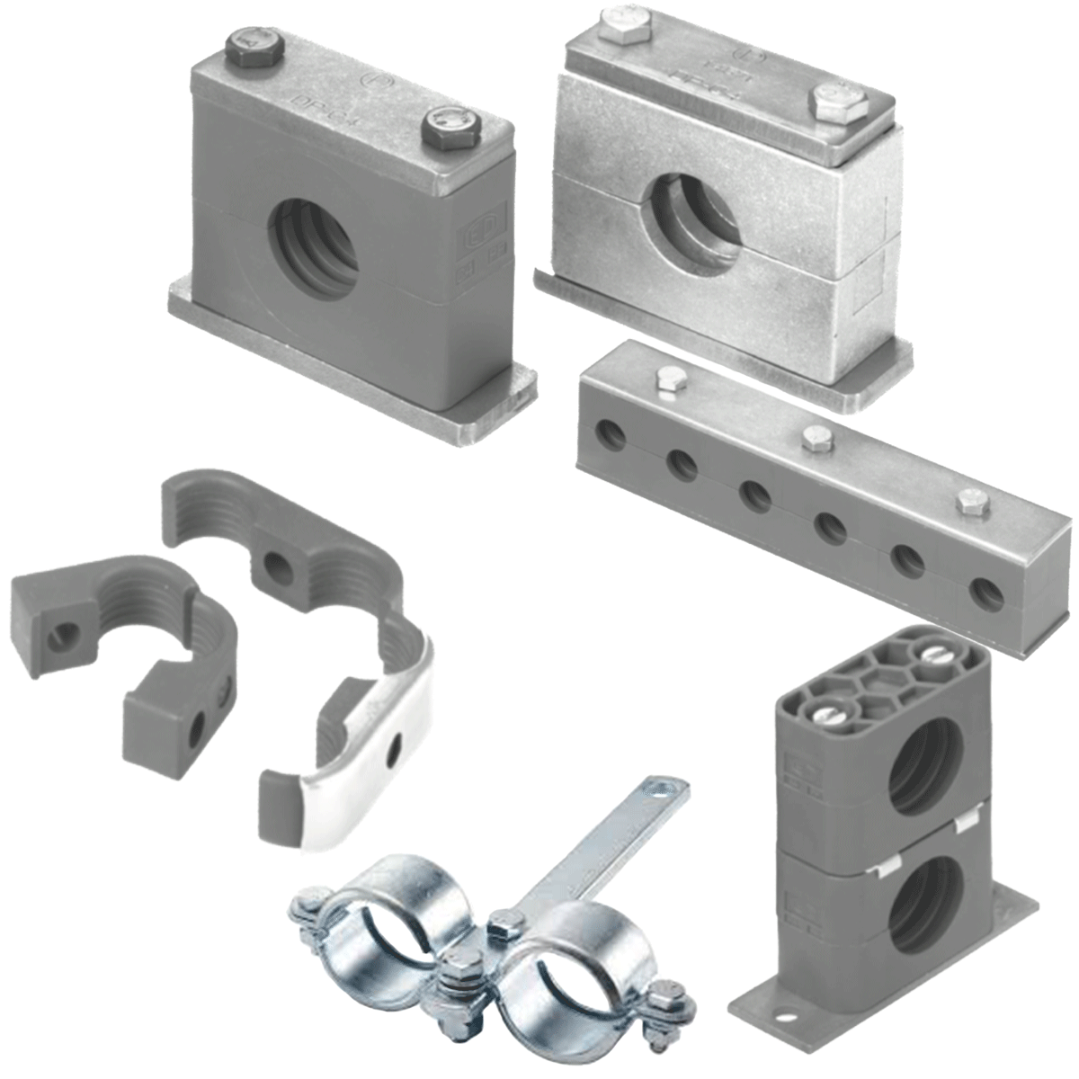 Fastening technology / Clamps